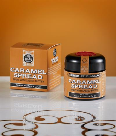 Caramel Spread Made with Salted Butter