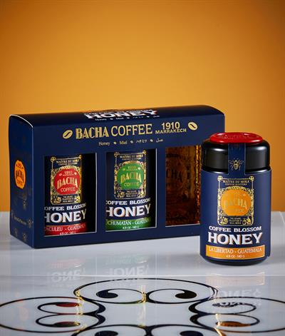 Coffee Blossom Honey Assortment