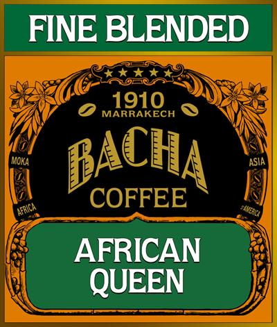 African Queen Coffee