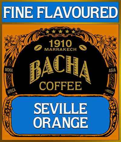 Seville Orange Coffee